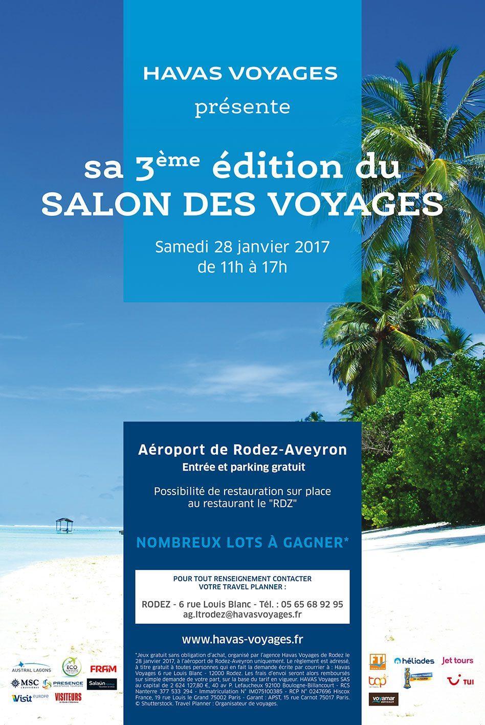 Salon du voyage a roport de rodez aveyron for Salon voyage