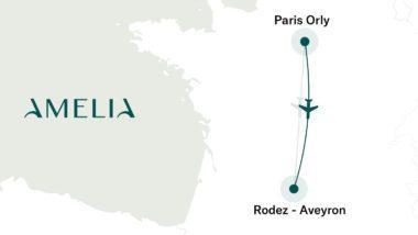 PROMOTION DE JANVIER - RODEZ/PARIS
