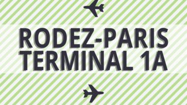 PARIS-ORLY - TERMINAL 1A